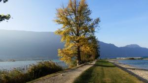 Lac du Bourget vue des Mottets